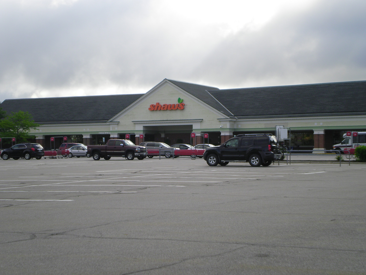 Sublease Opportunity Former Shaw S Supermarket 360